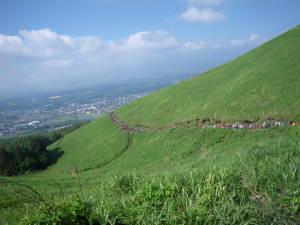 TOPICS2用写真 富士忍野高原トレイルレース